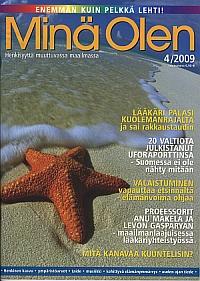 Minä Olen -lehti cover